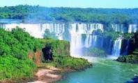 Iguazu falls - Brasilien